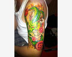dragon balls tattoo - Google Search
