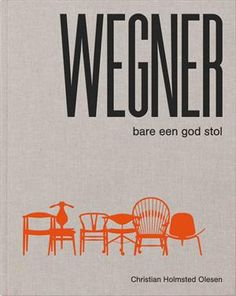 399kr musthave designer book Wegner - bare een god stol