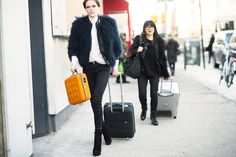 3 Perfect Outfits To Travel In This Thanksgiving