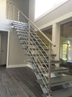 8 best stainless steel staircase images stair railing banisters rh pinterest com