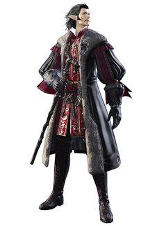 Count Edmont De Fortemps Render