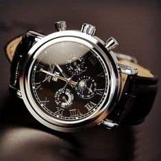 Stan vintage watches — Men's Watch, Vintage Watch, Handmade Watch, Leather Watch, Automatic Mechanical Watch (WAT0102) #menswatchesvintage