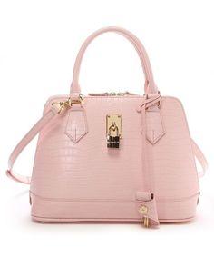 Samantha Thavasa Handbags Overseas Samantha Thavasa crocorediazer bag
