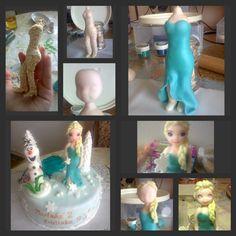 #frozen#cake