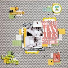 Layout von Nadine Westphal für www.danipeuss.de | @Studio Calico