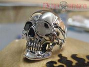 Customized skull rings and jewelry, Jewelers Inc, Deadringer, armageddon