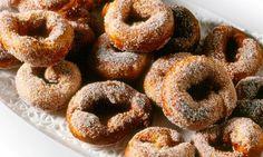 CHFF KARLOS ARGUIÑANO.-  Receta de Rosquillas fritas de Semana Santa  ,.-   http://www.hogarmania.com/cocina/recetas/postres/201404/rosquillas-fritas-semana-santa-24473.html