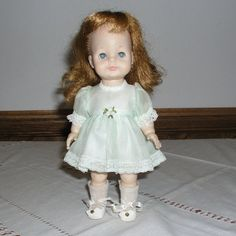 "Littlest Angel Vogue 1967-1974 10"" Vinyl Auburn Hair Clothes Shoes Vintage | Dolls & Bears, Dolls, By Brand, Company, Character | eBay!"