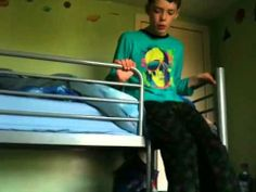 my son always request to buy him a bunk bed with slide; but my husband prefer to buy get the normal one with staircase. I think my son will get some inspiration from this video :-) Bunk Bed With Slide, Bunk Bed With Trundle, Bunk Beds, Husband, Inspiration, Biblical Inspiration, Loft Beds, Bunk Bed, Double Bunk Beds