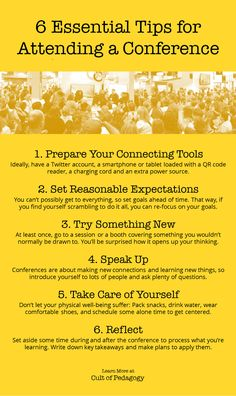 6 Essential Tips for Attending a Conference - ISTE 2017 June in San Antonio TX. Super early bird pricing ends March 1 Educational Leadership, Educational Technology, Instructional Technology, Technology Tools, Cult Of Pedagogy, High School Classroom, Classroom Ideas, Professional Development For Teachers, Teaching French