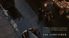 The Godfather (Francis Ford Coppola, 1972). Roger Ebert Great Movies