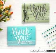 Gift Card Holder for My Monthly Hero-May by Kelly Rasmussen
