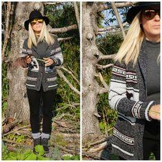 2fb11e43b678 Look pas cher de Sarah Couture   tenue parfaite pour une randonnée à la  montagne toute en style!