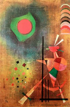 Zvětšit Wassily Kandinsky, Warhol, Painting, Art, Art Background, Painting Art, Paintings, Kunst, Drawings