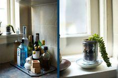 kitchen mini-bar <3 the transcontinental affair