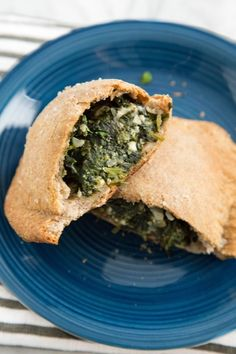 Recipe: Spinach and Feta Hand Pies