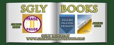 SGLY Ministry  www.smilegodlovesyou.org is a 501-c-3 online encouragement ministry for Christians. The books published and sold by this ministry help to support it's growth.