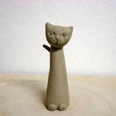 Tikin svet: Kako oblikovati mačka?