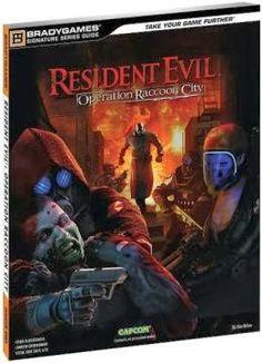 Resident Evil: Operation Raccoon City Signature Series Guide ~ آندرويد العرب