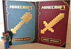 My kids love the Minecraft Combat Handbook and the Minecraft Construction handbook too. We plan to get more but these two are definitely worth the few bucks Top Gifts For Boys, Cool Gifts For Teens, Cool Toys For Boys, Toys For Girls, Kids Toys, Top Christmas Toys, Christmas Gifts For Teen Girls, Teen Gifts, Girl Gifts