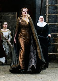 Eva Green in 'Camelot' (2011). x