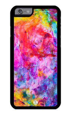 iZERCASE iPhone 4/4S, iPhone 5/5S/5C, iPhone 6/6 PLUS Case Art Color Design