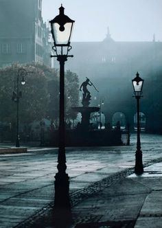 Autumn in Gdansk, Poland