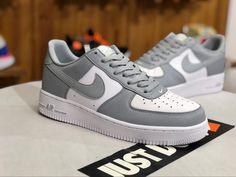 b1e5617b1bf Men s Nike Air Force 1 LO White Wolf Grey AQ4134-101 Boys Basketball Shoes  AQ4134-101
