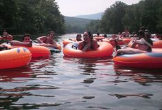 The 16 Best Rivers In America For Drinking & Tubing