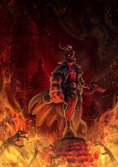 Hellboy all'Inferno