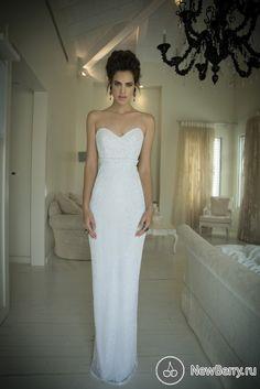 Weding dress Liz Martinez 2013