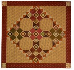 Jo Morton Free Patterns   TOASTY BY JO MORTON QUILT PATTERN