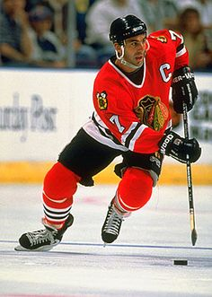 e058f579a13 Chris Chelios, Chicago Blackhawks Chicago Blackhawks Players, Nhl Players, Blackhawks  Hockey, Hockey