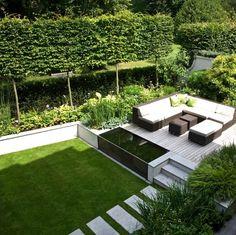 moderne gärten gestalten die  besten bilder von moderner garten in    garten