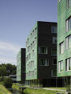 Student housing DUWO (Delft, the Netherlands)