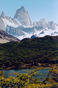 Argentina, Patagonia, Hill of ice