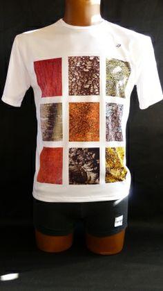 9 Imatges Talles M L XL XXL Colors: Blanc i Gris Plom Coolmax  Imatges de Surera, Alzinar, Liquen geogràfics, Escorça Faig, Liquen Roca, Escorça Roure, Surera suro, Líquens fusta.