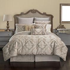 Ava by Croscill Queen Comforter Sets, Bedding Sets, Croscill Bedding, Master Bedroom, Bedroom Decor, Master Suite, Bedroom Ideas, Bedspreads Comforters, Spare Room