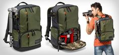 Top 10 Best Stylish DSLR Backpack Camera Bags You Would Love to Buy in 2016