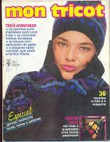 Revista Mon Tricot: Mon Tricot 110 - Junho 1989
