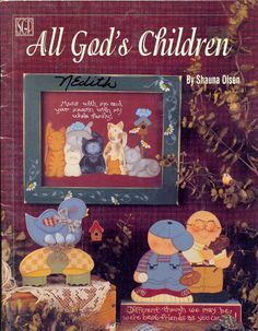 FREE BOOK, PATTERNS AND INSTRUCTIONS! .. all god's children - annie - Picasa Web Albums!