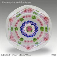 antique Clichy   184?   £595