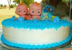 Simple Baby Shower Cake Designs   Baby Shower Cakes for Boys
