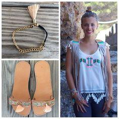 bonk ibiza bracelets & sandals fashion: doublebirdie.nl both available at the hippie markets #lasdalias and #puntaarabi in #ibiza