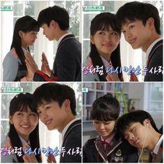 Lee Eun-bi/Go Eun-byul & Gong Tae-kwang