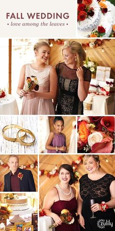 Fall in love with Autumn #Wedding trends #zulilyfinds