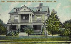 Wiedemann Residence, Newport, Kentucky