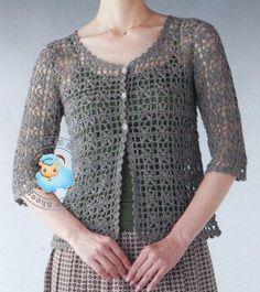 Elegant Crochet Sweaters: Women's Crochet Sweater Pattern - Crochet Lace