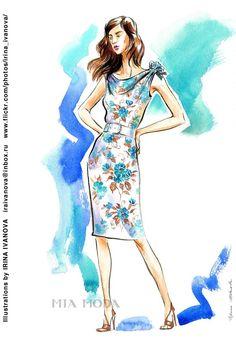 https://flic.kr/p/Vz16hT | MM-08-final | My illustrations for fabric store Mia Moda.  www.instagram.com/tkanimiamoda/  И снова иллюстрации для магазина тканей Mia Moda. www.instagram.com/tkanimiamoda/  #fashionillustration #fashion #illustration #fabrics #fabricstore  #silk #lace #pattern #MiaModa #ткань #мода #clothes #textile #material #иллюстрация #watercolor #ink #фэшниллюстрация #акварель #тушь #dress #одежда #платье #instafashion #fashioninsta #instaart