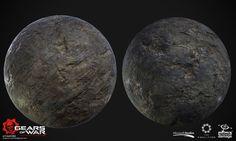 ArtStation - Detail tileable rock texture, Ayi Sanchez